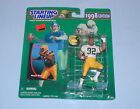 GREEN BAY PACKERS REGGIE WHITE NFL FOOTBALL STARTING LINEUP 1998 EDITION