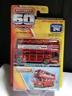 2013 MATCHBOX 60TH ANNIVERSARY CHASE ROUTEMASTER LONDON BUS A3