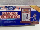 1991 Starting Lineup Headline Collection WILL CLARK San Francisco Giants