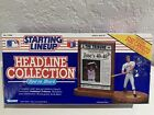 Jose Canseco Kenner Starting Lineup Headline Collection 40-40 Oakland Athletics