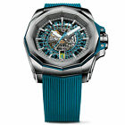 Corum Admiral 45 Squelette Watch Automatic Men's Skeleton Dial Watch A082/03702