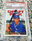CARLOS BELTRAN 1995 Topps Traded Rookie Card RC RARE PSA 10 Low # 435 HRs $$$