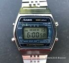 Very Rare 1980 Vintage CASIO W-250 (108) MARLIN Japan B 37mm Watch - New Battery