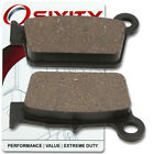 Rear Ceramic Brake Pads 2008-2009 Beta 525 RR Set Full Kit 4T Complete sl