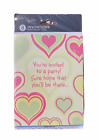 UNIQUE BIRTHDAY PARTY INVITATIONS  ENVELOPES PACK OF 8