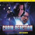 'CHAIN REACTION' Jerry Goldsmith Soundtrack CD Varese Deluxe Ltd Edition *OOP*
