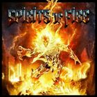 2019 SPIRITS OF FIRE Spirits Of Fire with Bonus Track CD Album Rock Heavy Metal