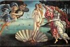 WENTWORTH WOODEN JIGSAW PUZZLE THE BIRTH OF VENUS 250 PIECES