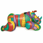 Pool Float Ride on Lounger POP Rhino Hand Grips Inflatable H2OGO 67 X 40 New
