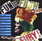 Various ‎– Fun, Filth And Fury!  (Punk Compilation) CD Album