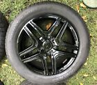Mercedes Benz G55 Wagon 20 Wheels and Tires Great Condition