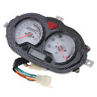 Universal MPH Speedometer Gas Gauge Dash Mount Assembly for CPI POPCORN, HUSSAR;