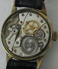 Collectible! Rarity! GUB Q1-A.Lange&Söhne-Caliber 28 GERMANY WRIST WATCH-WORKING