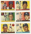 Top 10 Vintage 1955 Baseball Card Singles 17