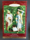 HALLMARK 2000 BLESSED NATIVITY THE SHEPHERDS ORNAMENT