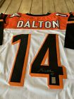 Andy Dalton Cards, Rookie Card Checklist and Autographed Memorabilia Guide 72