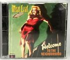 Meat Loaf Welcome to the Neighborhood CD 1995 MCA Records