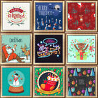 DIY 5D painting Christmas Home Decor Art Cross Stitch Kit Diamond Embroidery