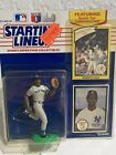 1990 KENNER STARTING LINEUP ROBERTO KELLY MLB Figure And Rookie Card  NY Yankees