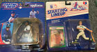 1989 Starting Lineup Mark McGwire & 1998 Ken Griffey Jr Lot Mariners Athletics