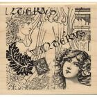 Rubber Stamp Paper Inspirations Ancient Collage Mini