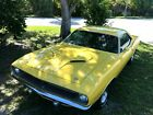 1970 Plymouth Barracuda 1970 CUDA 440ci ALL ORIGINAL MATCHING NUMBERS