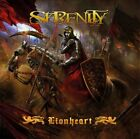 2017 SERENITY Lionheart 2 CD EDITION Album Rock Heavy Metal Jazz Soul HIP HOP