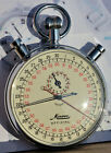 Rarest Stopwatch Minerva Official Rattrappante 30 Second Period