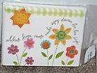 American Greeting Lot of 120 Blank Cards With Envelopes NEW Flowers