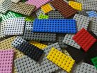 LEGO 1 Pound Plates Assorted Colors And Size Mix 1 lb HUGE BULK LOT