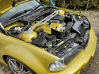 LARGER PHOTOS: phoenix yellow BMW M3 e46 convertible with hard roof