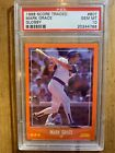 1988 Score Traded Glossy Mark Grace PSA 10 GEM MINT #80T Chicago Cubs