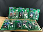NEW LOT OF 6 SLU STARTING LINEUP 1998 FOOTBALL FIGURES DEION SANDERS,STEVE YOUNG