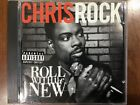 Roll with the New by Chris Rock (Comedy) (CD, Apr-1997, Dreamworks SKG)