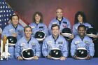 New 4x6 NASA Photo Ill Fated Final Astronaut Crew of Space Shuttle Challenger