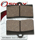 Front Organic Brake Pads 2007 ATK 450 Motard Set Full Kit  Complete ky
