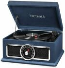 Victrola Plaza 4 in 1 Music Centre with 3 speed record turntable Bluetooth