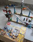Lego pirate theme roller coaster 31084