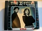 The X-Files X-posed cd