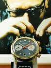 Very Rare Watch Heuer Chronograph Kal.Valjoux 7734  Very Nice Watch