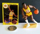 1991 STARTING LINEUP MAGIC JOHNSON LOS ANGELES LAKERS LOOSE JUST OPENED NEW