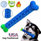 Dog Toothbrush Chew Bite Toy Pet Chewbrush Stick Teeth Cleaning Dental Oral Care