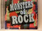 Various Artists : Monsters of Rock / Various Heavy Metal 1 Disc CD