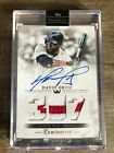 2018 Topps Luminaries David Ortiz Auto and Game used Jersey Relic 1 5