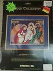 Dimensions Gold Collection Counted Cross Stitch Kit 8563 The Birth of Christ NIP