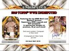2019 Topps WWE Undisputed Hobby Box (10 Packs) (Factory Sealed)