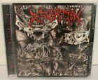 DESOLATION - CRUCIFUCKED CD ALBUM 2005 DEATH METAL ROCK RARE
