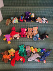 TY Beanie Babies Lot Some Rare Ally