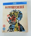 Alfred Hitchcock The Masterpiece CollectionBlu rayRegion FreeNEW dented box