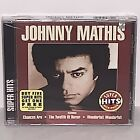 New & Factory Sealed (shrink wrapped) Super Hits by Johnny Mathis CD